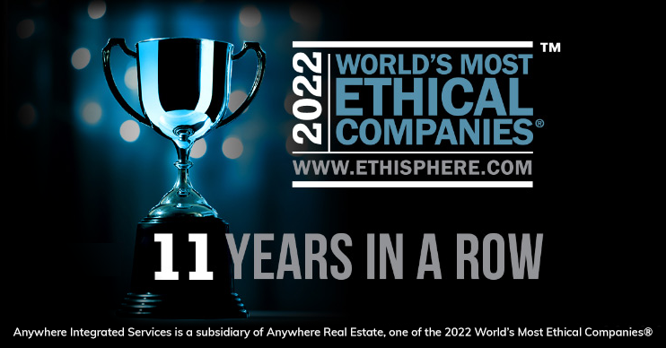 image world's most ethical companies 8 years in a row
